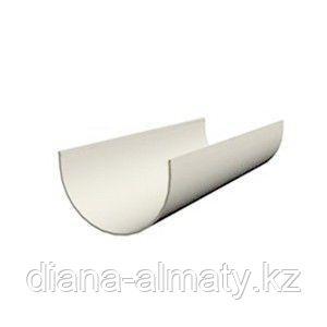 Водосточная система желоб белый 3м (D-120мм) VERAT