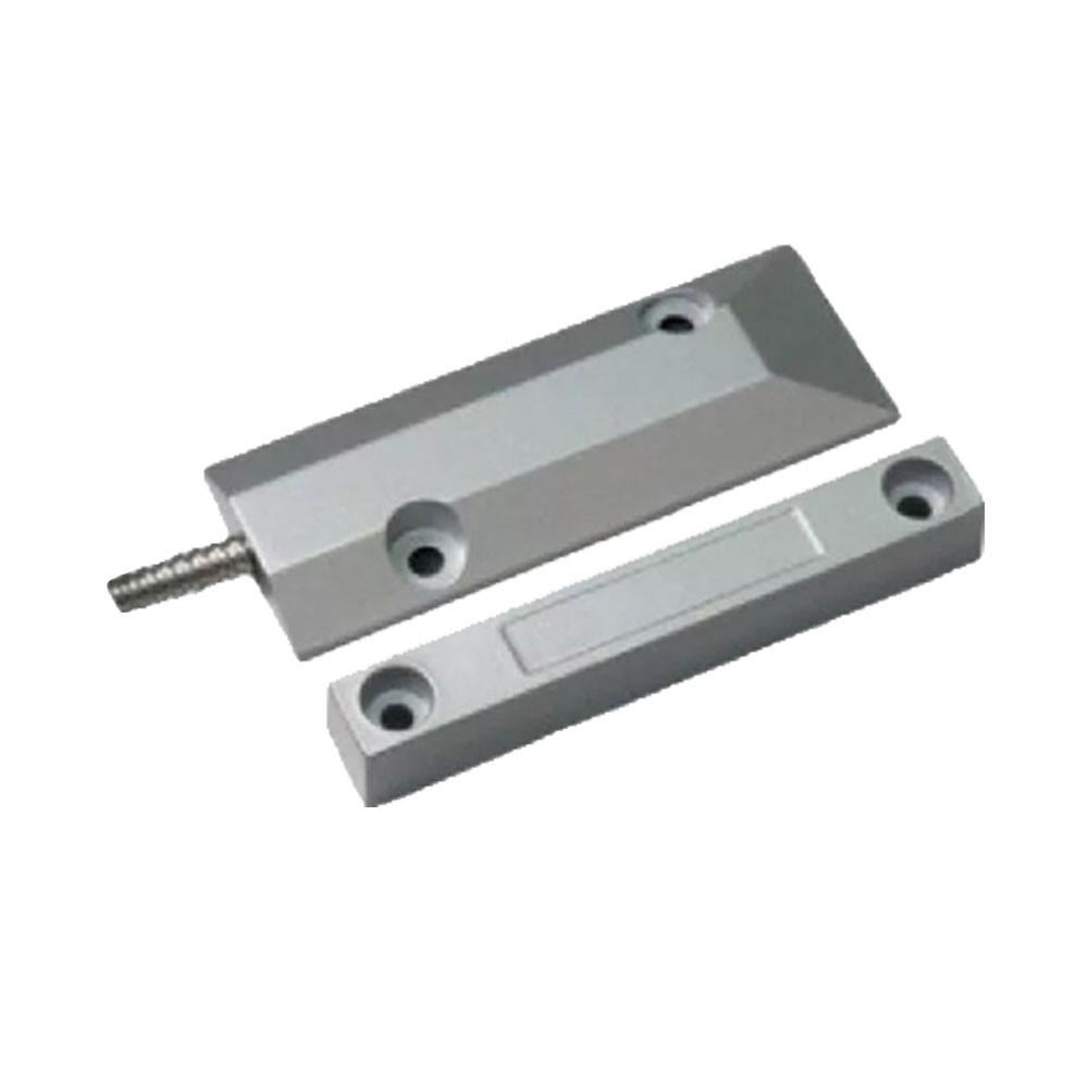 Магнитноконтактный датчик Smartec ST-DM140NC-SL, металл, НЗ, зазор 60 мм