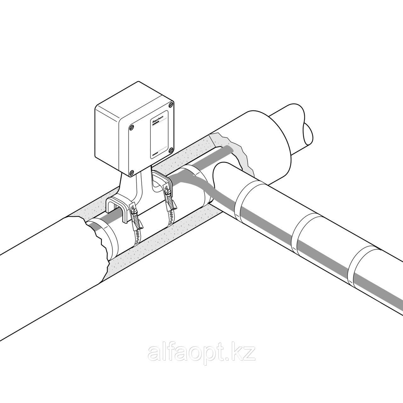 Набор для Т-разветвления греющего кабеля T-100 (Eex e)