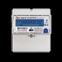 Счетчик электроэнергии НЕВА МТ 124 AR2S RF2PC
