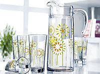 DELTA COTTON FLOWER набор для напитков 7 предметов