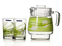 SOFIANE GREEN набор для напитков 7 предметов