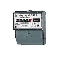 Счетчик электричества Меркурий 201.7