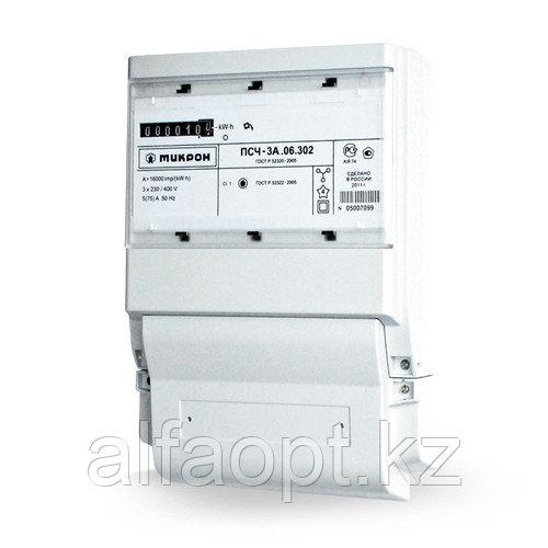 Счетчик электроэнергии ПСЧ-3А.06Т.112.3