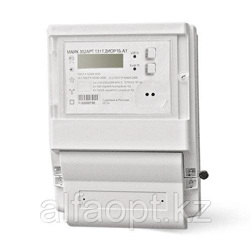 Счетчик электроэнергии МАЯК 302АРТ.131Т.2ИОР2Б.А2 (Оптопорт, RF (PIM_ISM 2400.2); Встроенная в счетчик