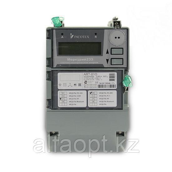 Счетчик электричества Меркурий 233 ART (01 ROL)