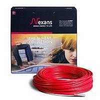 Комплекты двухжильного нагревательного кабеля с алюминиевым экраном, 28 Вт/м