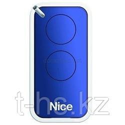 NICE INTI2B Пульт управления 2-канальный, цвет СИНИЙ
