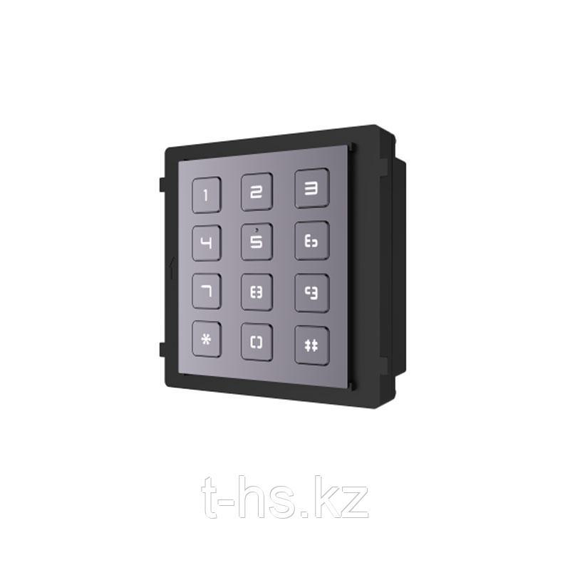 Hikvision DS-KD-KP Модуль клавиатуры с подсветкой