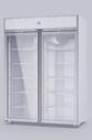 Шкаф холодильный стеклянная дверь, 1000 литров, температура от +1 +10C°.