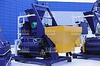 Двухвальный бетоносмеситель БП-2Г-2250с, фото 1