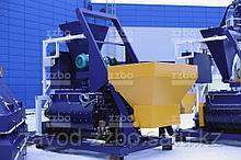 Двухвальный бетоносмеситель БП-2Г-2250с