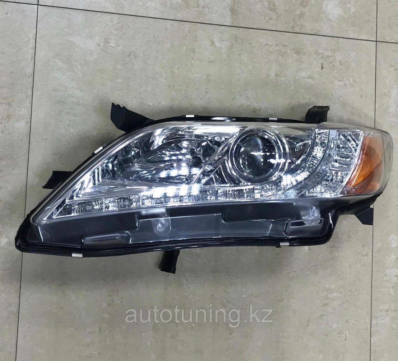 Альтернативная оптика на Toyota Camry 40 2006-2009 Chrome Design