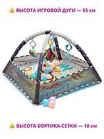 """Развивающий коврик для новорожденного """"Play Ground Gym"""""""