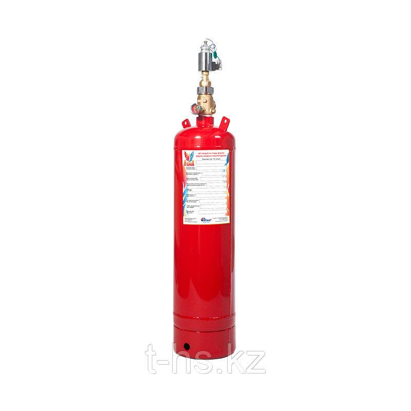 Модуль газового пожаротушения FeniX МГП FX 65-40, V=40л., цилиндрический