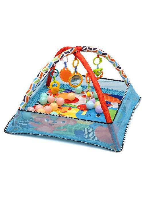"Развивающий коврик для новорожденного ""Play Ground Gym"" - фото 1"