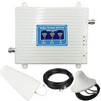 GSM усилители сотового сигнала 2G 3G 4G. GSM репитеры для любых сотовых операторов.