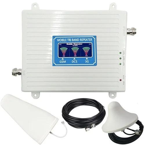 GSM усилители сотового сигнала стражник 2G 3G 4G. GSM репитеры для любых сотовых операторов. - фото 1