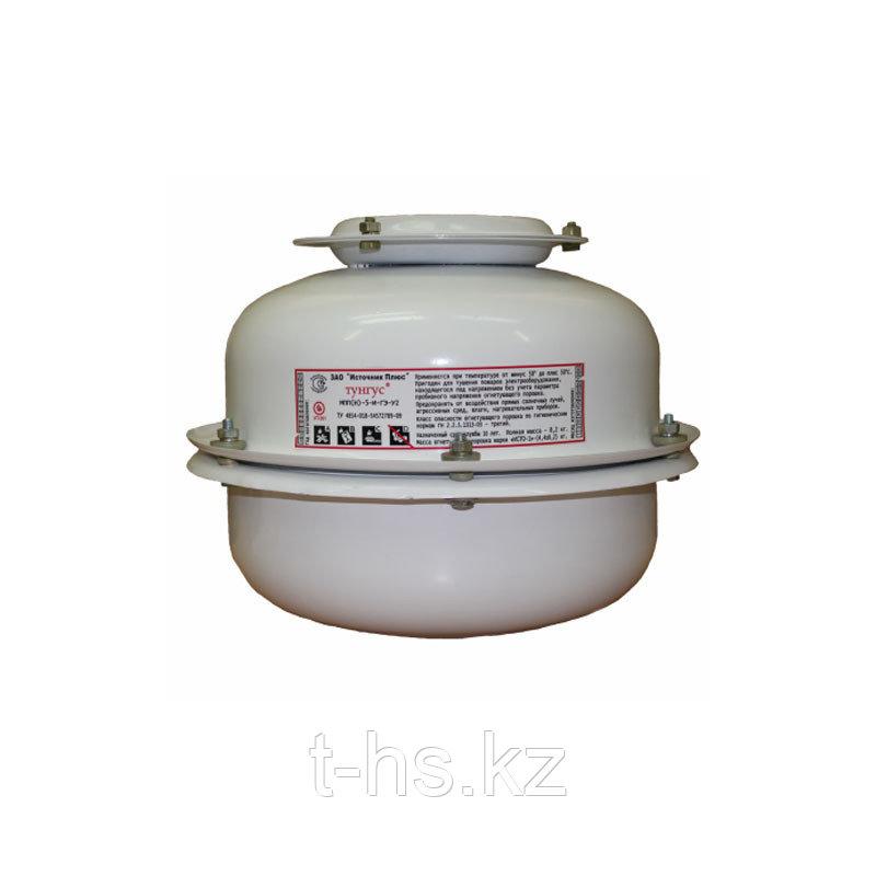 МПП (Н-взр-Т)-6(п)-И-ГЭ-У2 Тунгус-6 модуль порошкового пожаротушения