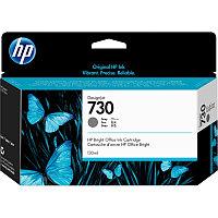 Струйный картридж HP P2V66A 730 для HP DesignJet, 130 мл, серый