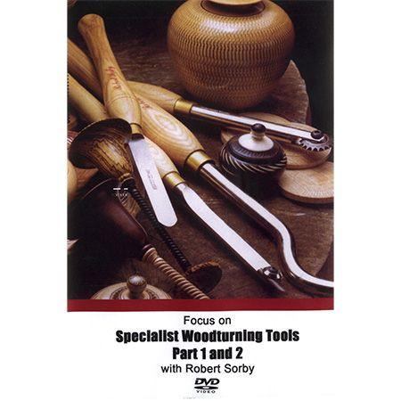 DVD Specialist Woodturning Tools, часть 1 и часть 2