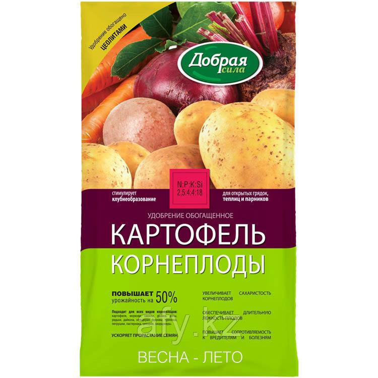 Удобрение Добрая сила 0,9 кг картофель