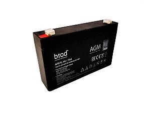Аккумуляторная батарея 6В, 7Ач для ИБП