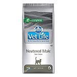 Farmina Vet Life Neutered Male для кастрированных котов