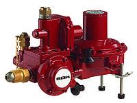 Двухступенчатый регулятор давления газа 20 кг/ч, 50 мбар, ПСК,ПЗК
