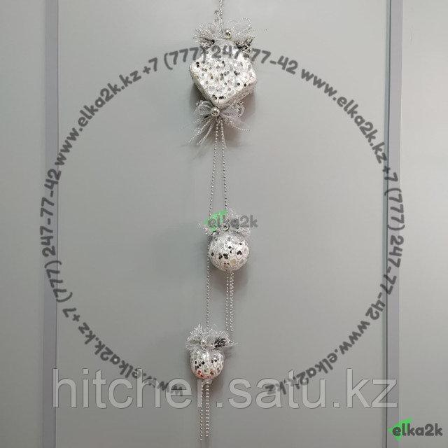 Новогоднее украшение подвеска 120 см