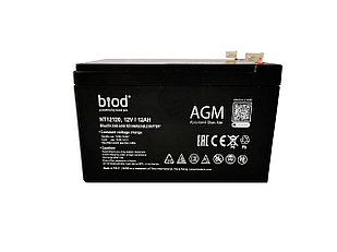 Аккумуляторная батарея 12В, 12Ач для ИБП