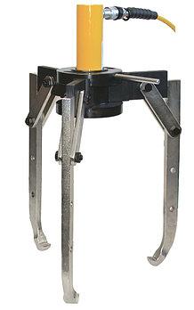 Съёмник гидравлический с тремя захватами с насосом, NEXUS - HY162 UNIOR