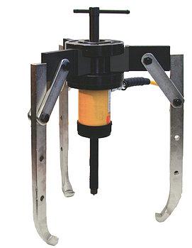 Съёмник гидравлический с тремя захватами с насосом, NEXUS - HY163 UNIOR