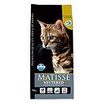 Matisse для стерилизованных кошек и кастрированных котов, с курицей
