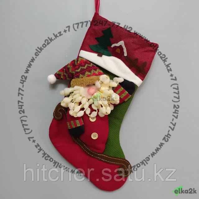 """Новогоднее украшение """"Сапог 3D"""""""
