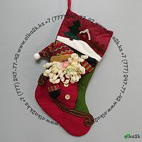 """Новогоднее украшение """"Сапог 3D"""" 42*26 см, фото 1"""