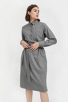 Платье женское Finn Flare, цвет серый, размер XL