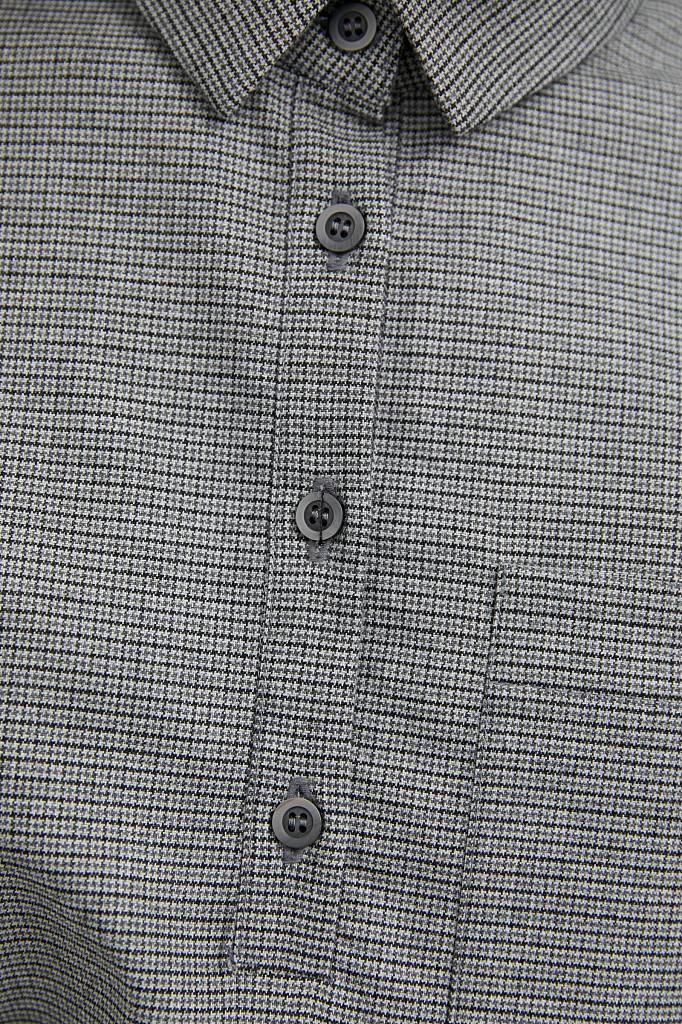 Платье женское Finn Flare, цвет серый, размер 2XL - фото 5