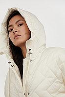Пальто женское Finn Flare, цвет молочный, размер 2XL