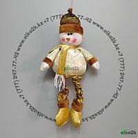 """Новогоднее украшение """"Снеговик"""" 53*30 см"""