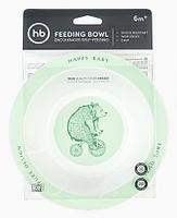 Тарелка Happy Baby глубокая Feebing Bowl, фото 3