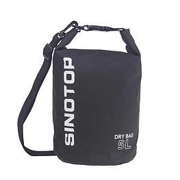 Водонепроницаемый рюкзак Sinotop Dry Bag 5L. (Чёрный)