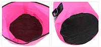 Водонепроницаемый рюкзак Sinotop Dry Bag 10L. (Чёрный), фото 7