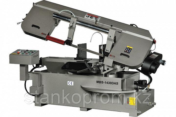 JET MBS-1430DAS Полуавтоматический ленточнопильный станок