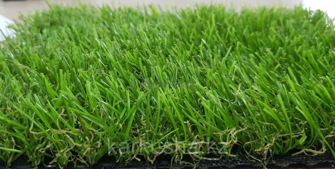 Искусственный газон высота ворса 20мм(2см)
