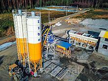 Силос цемента СЦМ-160