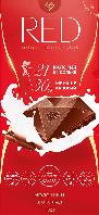 "Шоколад ""RED"" , Молочный Шоколад"