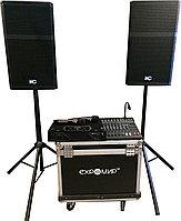 Комплект звукового оборудования в аренду