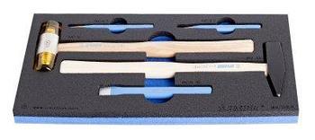 Молотки, керны и зубила в SOS-ложементе - 964/10SOS UNIOR