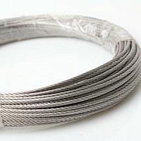 Канат стальной оцинкованный 10,5 мм ГОСТ 7669-80